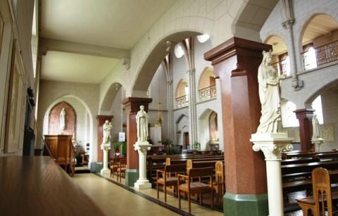 Klooster en rectorswoning der zusters van de Heilige Vincentius a Paulo