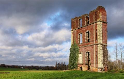 Kasteel Rouillé (kasteel van Ormeignies)