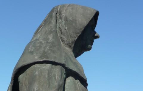 """Standbeeld """"de Begijn"""""""