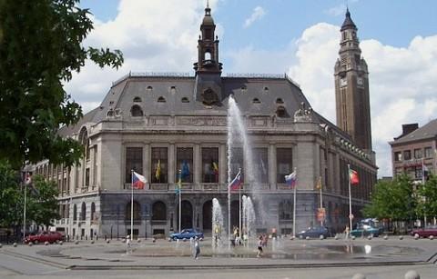Wandeling in het hart van de oude versterking (Charleroi-centrum)