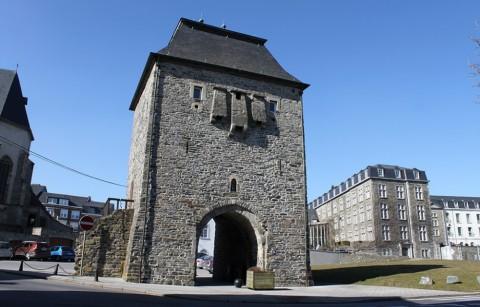 De Trierse Poort (XIV de eeuw)