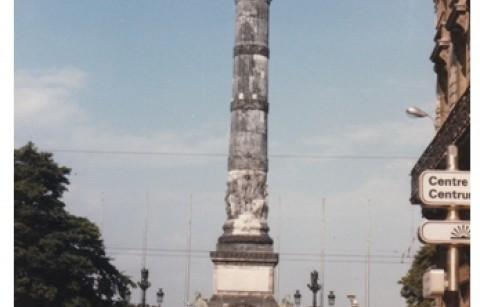 Monument Kanunnik Andries