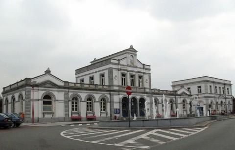 Station Ronse