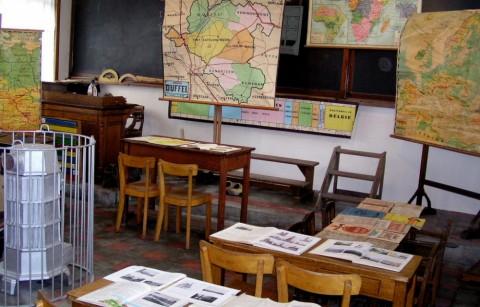 Schoolmuseum en Klasje van Toen