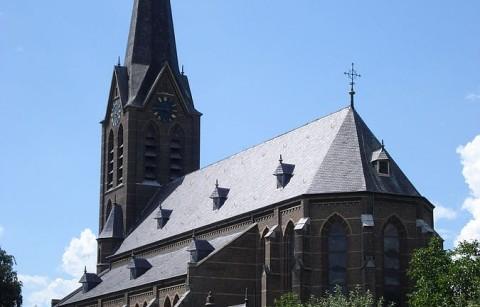 Het Museum van de nieuwe Sint-Remigiuskerk