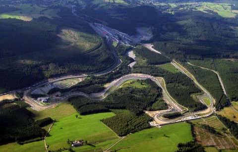 Circuit Spa-Francorchamps