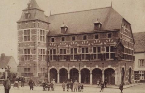 Stadhuis Borgloon