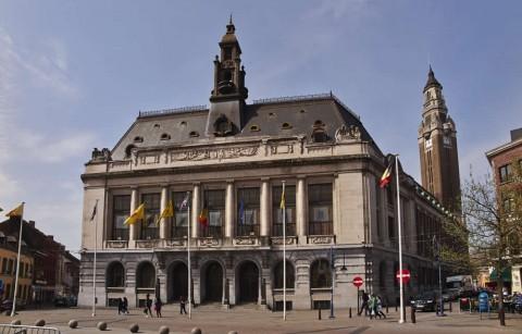 Stadhuis en Belfort van Charleroi