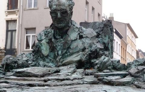 Standbeeld Gerard Walschap