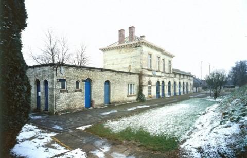 station van Melle