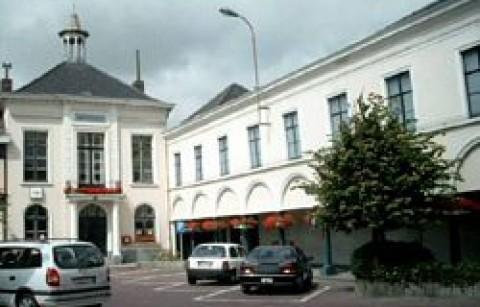 Oud Gemeentehuis Berchem