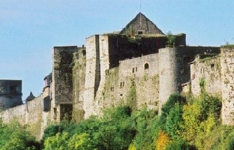 Versterkt kasteel van Bouillon