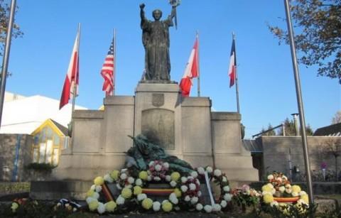 Oorlogsslachtoffers monument
