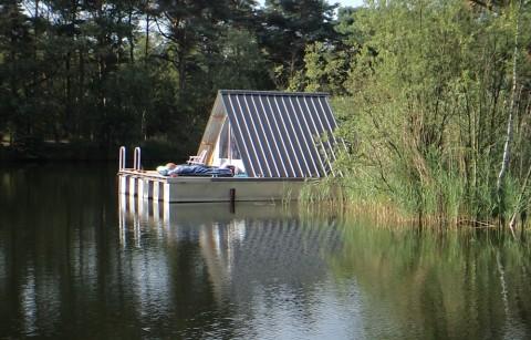Kampeervlot Zilvermeer