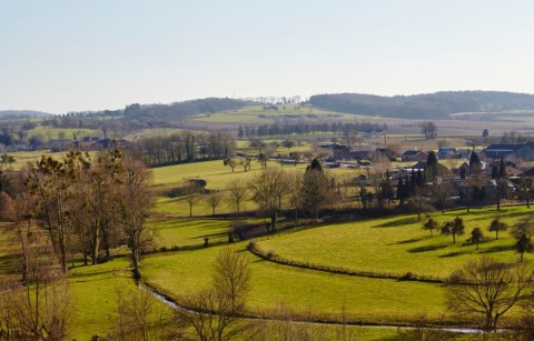 Altenbroek en Voervallei met omgeving