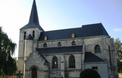 Sint-Aldegondiskerk As