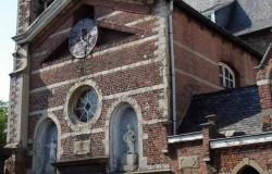 Begijnhof en Begijnhofkerk Antwerpen