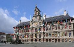 Stadhuis Antwerpen
