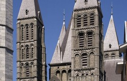 Onze-Lieve-Vrouwekathedraal Doornik
