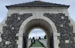 Tyne Cot begraafplaats