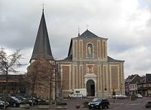 de Sint-Quintinuskerk.