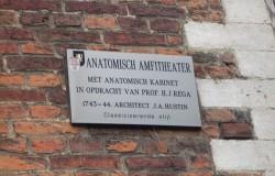 Anatomisch Amfitheater van Rega