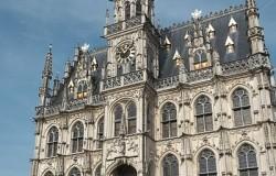 Stadhuis en Belfort Oudenaarde