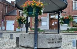 monument voor het oude midden van België